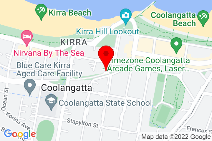Map of 35+Garrick+Street,,+Coolangatta+QLD+4225