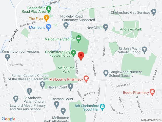 Melbourne Community Stadium