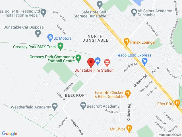 Creasey Park Community Football Centre