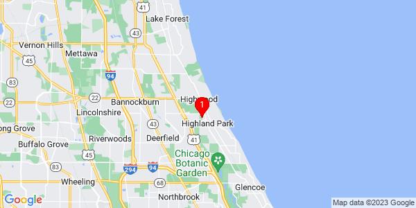 Google Map of Moraine, IL