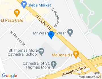 Google Map of <p><b>The Foundation for the Arlington Diocese<br /></b><b><b>Robert Mueller, Director<br /></b></b>200 N. Glebe Road, Suite 811<br />     Arlington, VA 22203 </p>