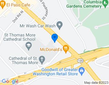 Google Map of <p><strong>Joel de Loera, Director</strong><br /><em><strong>Apostolado Hispano</strong></em><strong><br /></strong> 200 N. Glebe Road, Suite 820<br /> Arlington, VA 22203</p>