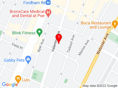Google Map of Mr. Polanco Tax And Referral Service
