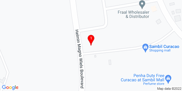 Google Map of Curaçao (Sambil Mall)