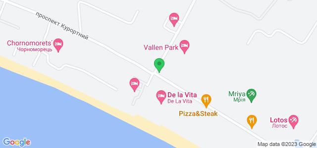 Valletta Koblevo Hotel - Vallen Park
