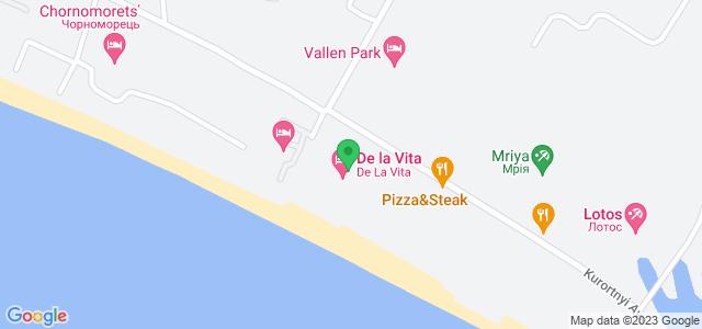 Valletta Koblevo Hotel - De La Vita