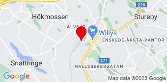 Google Maps Flyttstädning Älvsjö