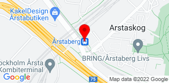 Google Maps Årstaberg