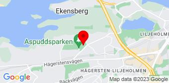 Google Maps Flyttstädning Aspudden