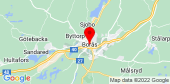 Google Maps Flyttstädning Borås