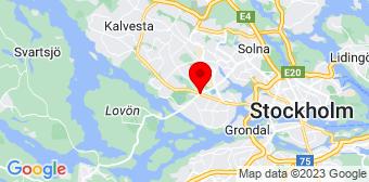 Google Maps Bromma