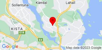 Google Maps Flyttstädning Danderyd