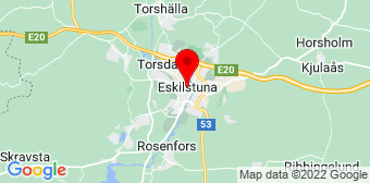 Google Maps badrumsrenovering Eskilstuna