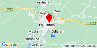 Google Maps Flyttstädning Eskilstuna