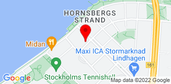 Google Maps Hemstädningstockholm.nu