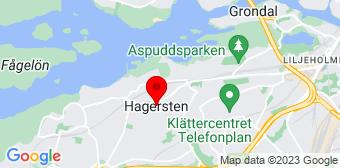 Google Maps Flyttstädning Hägersten