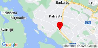 Google Maps Flyttstädning Hässelby