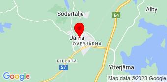 Google Maps badrumsrenovering Järna