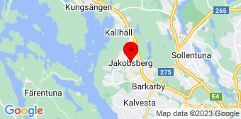 Google Maps Flyttstädning Jakobsberg