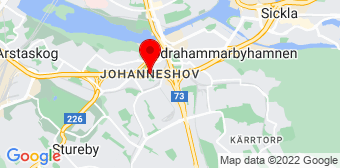 Google Maps Flyttstädning Johanneshov