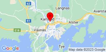 Google Maps Flyttstädning Karlstad