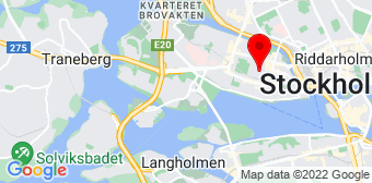 Google Maps Köksrenovering Kungsholmen