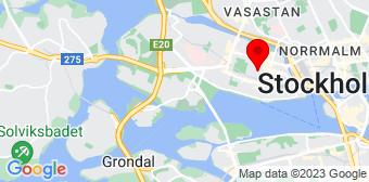 Google Maps badrumsrenovering Kungsholmen