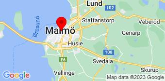 Google Maps Flyttstädning Malmö