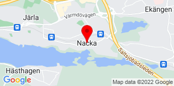 Google Maps Flyttstädning Nacka