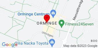 Google Maps Flyttstädning Orminge