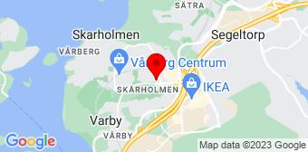 Google Maps Flyttstädning Skärholmen