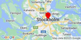 Google Maps Flyttstädning Partner Stockholm