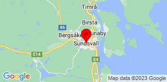 Google Maps Flyttstädning Sundsvall