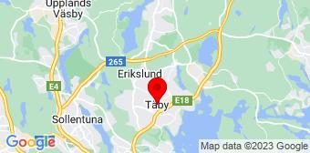 Google Maps Flyttstädning Täby