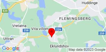 Google Maps badrumsrenovering Tullinge