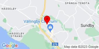 Google Maps Flyttstädning Vällingby