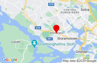 Google Maps badrumsrenovering Bromma