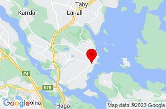 Google Maps badrumsrenovering Djursholm