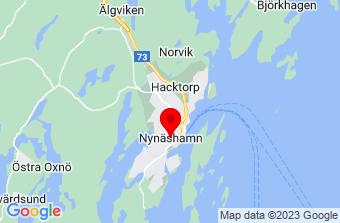 Google Maps badrumsrenovering Nynäshamn