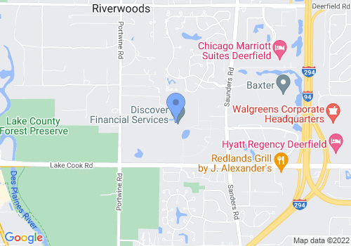 Discover Bank headquarters address