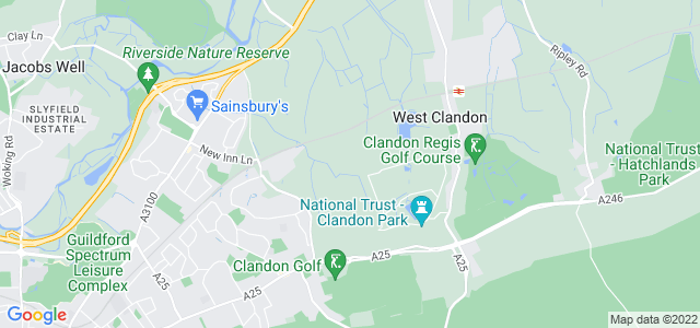 Location map for Carpet Fitter in Guildford,  GU4