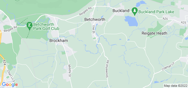 Location map for Carpet Fitter in Betchworth,  RH3