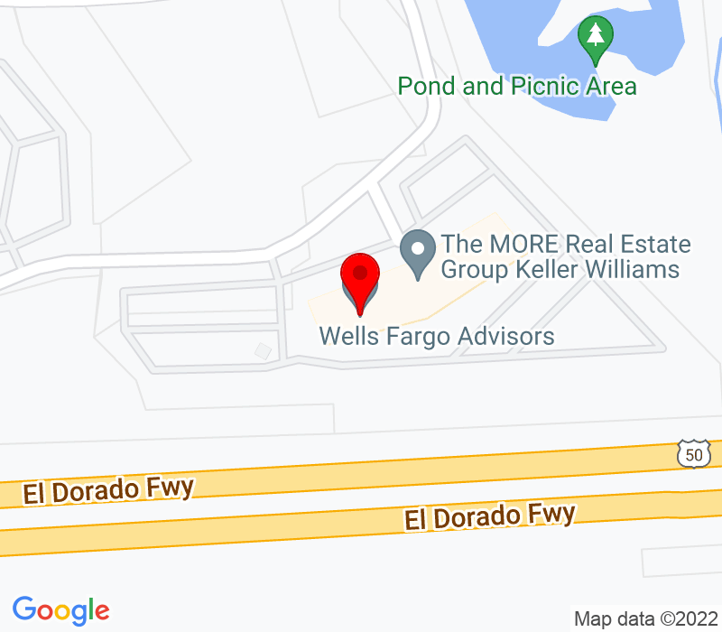 Click to view Google maps office address  Rees~Quintanilla Wealth Management Group, 2295 Iron Point Road, Suite 280, Folsom, CA 95630