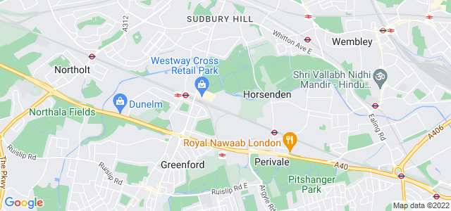 Location map for Carpet Fitter in Greenford,  UB6