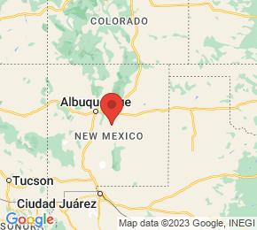 Job Map - , New Mexico  US