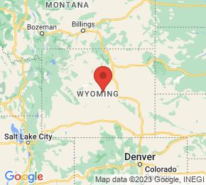 Job Map - , Wyoming  US