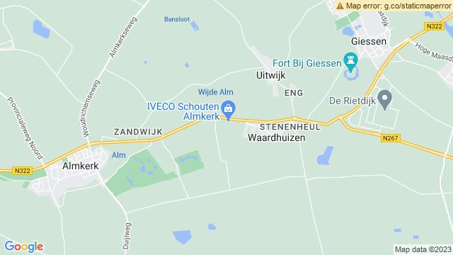 Schouten+Groep op Google Maps