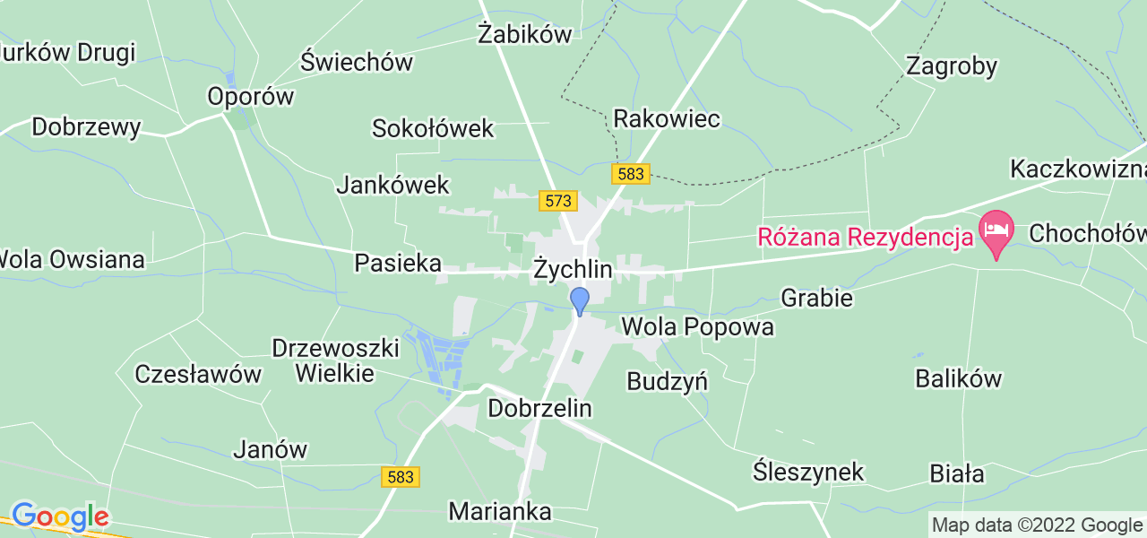 Dostępne w Żychlinie lokalizacje punktów nadania, z których możesz skorzystać, chcąc wysłać turbinę do regeneracji w największym serwisie w Polsce