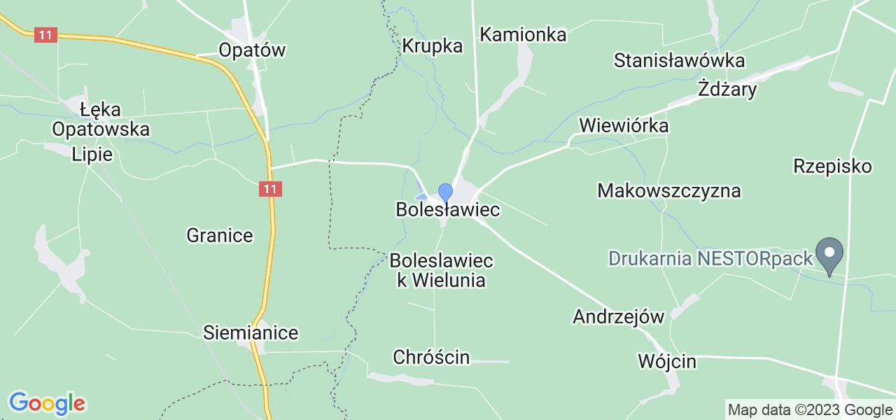 Dostępne w Bolesławcu lokalizacje punktów nadania, z których możesz skorzystać, chcąc wysłać turbinę do regeneracji w największym serwisie w Polsce