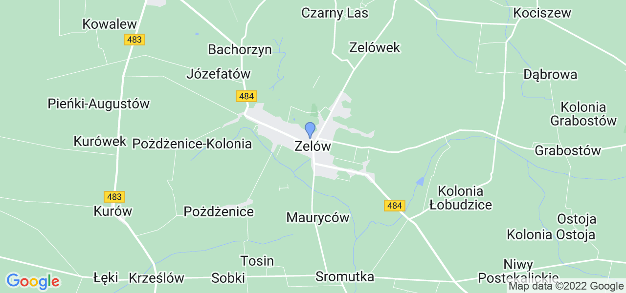 Dostępne w Zelowie lokalizacje punktów nadania, z których możesz skorzystać, chcąc wysłać turbinę do regeneracji w największym serwisie w Polsce
